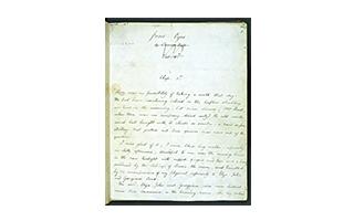橱窗里的手稿 讲述英国文学巨匠故事