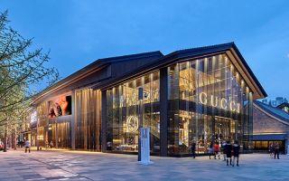 成都远洋太古里:一个商业综合体定义一座城市的方式