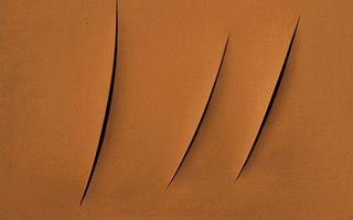 """卢齐欧·封塔纳:""""我创造了无限的一维"""""""