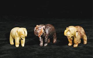 青田石雕的多样化题材