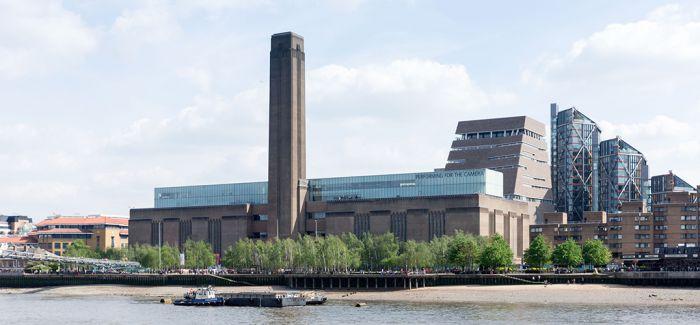 从泰特美术馆观景台能看到对面豪宅内部?居民提诉讼