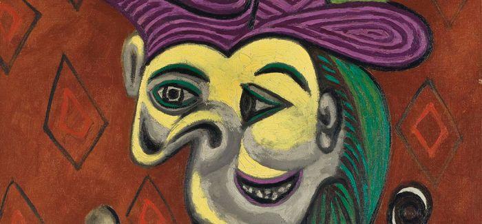毕加索描绘多拉的旷世杰作《静坐的蓝袍女子》