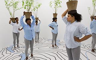 奥托邦戈·恩坎加获2017年比利时艺术奖