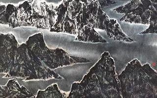佳士得中国当代水墨:传统艺术形式的崭新变奏