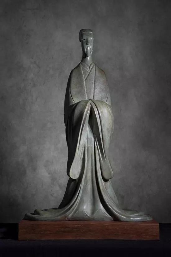 雕塑艺术风采汇——中国当代佛教艺术展