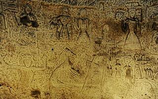 """英国小镇发现""""圣殿骑士""""遗迹 距今有800年历史"""