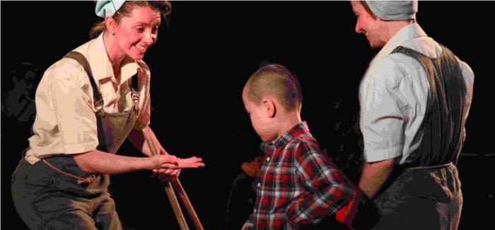 上海儿童艺术剧场推出国内首个特殊儿童沉浸式戏剧