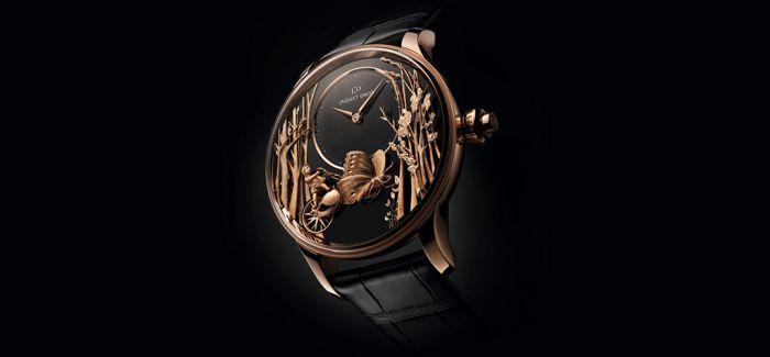 珍稀腕表之中 承载的是时间的艺术