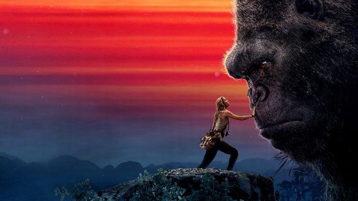 《金刚:骷髅岛》商业电影不能承受深刻主题之重