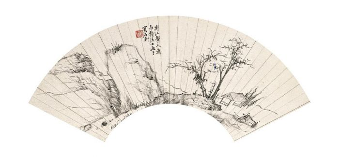 北京故宫月底将推出清代四僧书画佳作