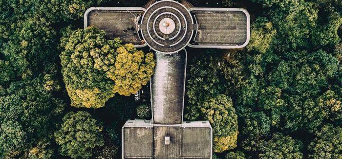 摄影师NKCHU为你展现上帝视角下的城市