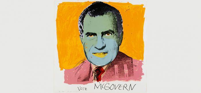 波普艺术家与美国总统的相爱相杀