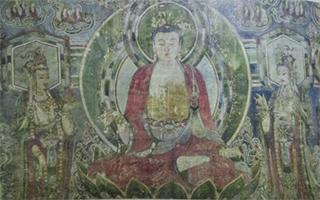 七年录遍山西四百座寺庙古壁画 国图昨起开展