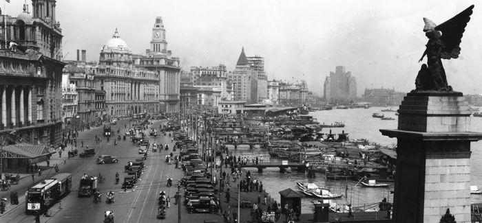 """上海油画界试图回答""""外滩为何成为经典"""""""