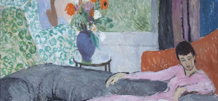 """她为妹妹伍尔夫画出了""""一个人的房间"""""""