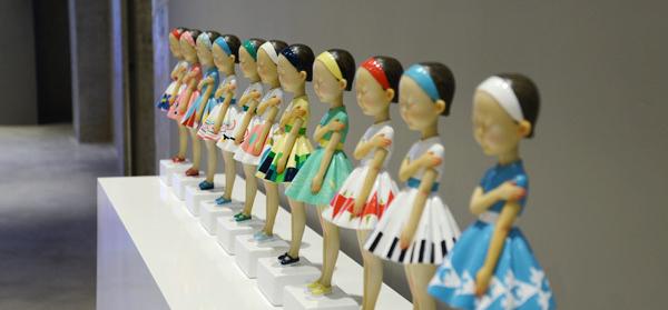 《悦己拾光》当代女性精神艺术展开幕