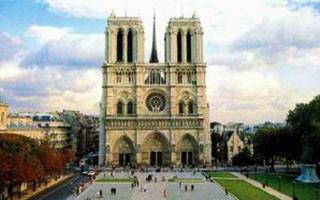 大选前游巴黎