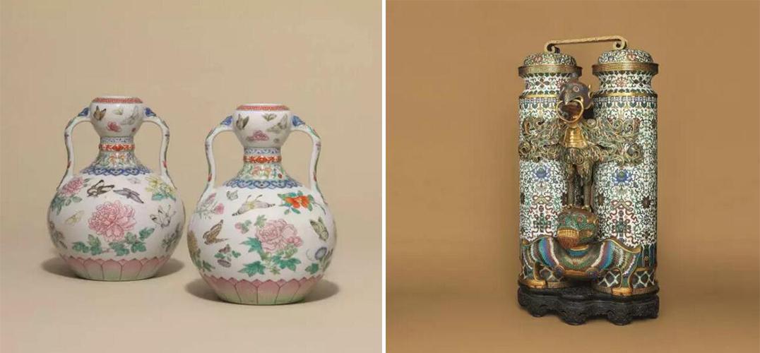 佳士得伦敦亚洲艺术周:中国瓷器及工艺精品