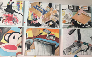 小小艺术家工作坊 Workshop    亲子绘画课程 第一期