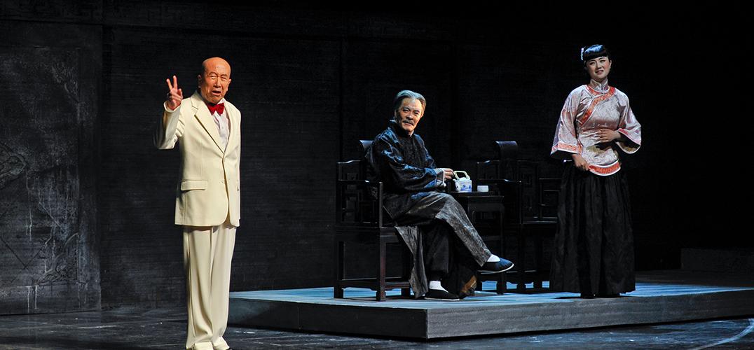 北京唯一的地方戏——北京曲剧,其剧团也一样面临京腔难觅