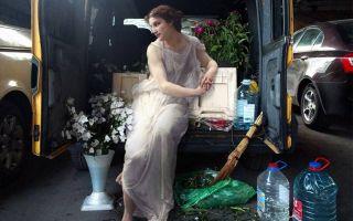 乌克兰艺术家让古典绘画中的人物走进了现实