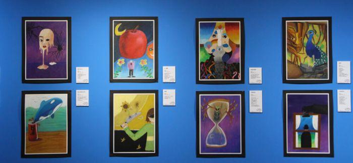 校园艺术嘉年华「游汐物语」 走进孩子的绮想世界