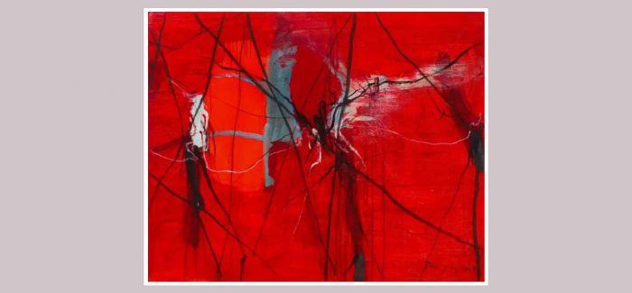 中国嘉德春拍:中国抽象艺术专题