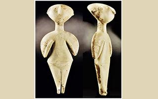 纽约佳士得尊尚珍品:基利亚神像约1447万美元成交
