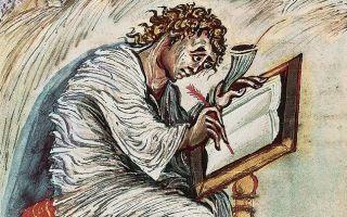 """被耶稣收服的""""劳模""""税吏圣马太"""