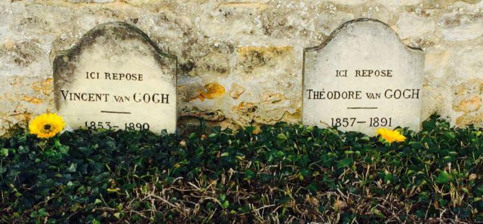 受损严重的凡高墓拟今夏修缮 我们还能在哪里寻找他?