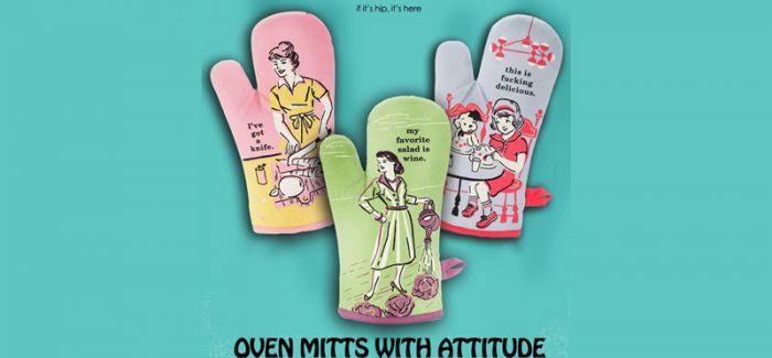 全世界最酷的手套在这
