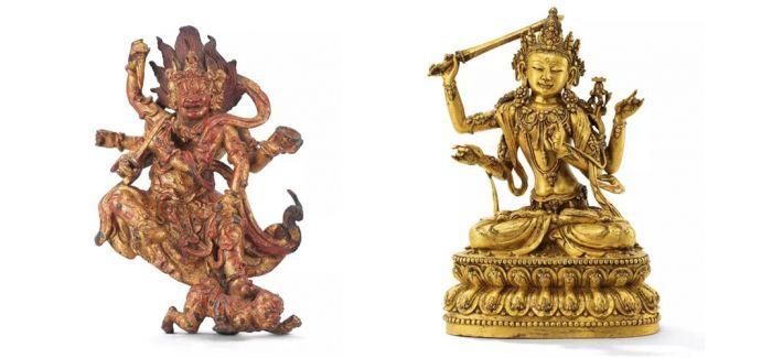 佳士得香港春拍:佛教艺术精品