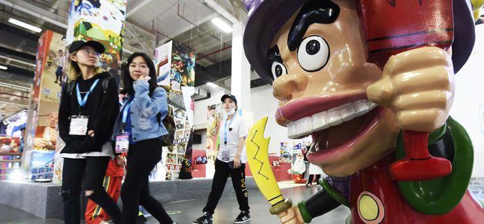 国际动漫 杭州拥抱世界