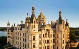艺术殿堂:这些德国最美丽的城堡