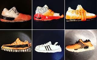 """有""""味道""""的鞋子"""