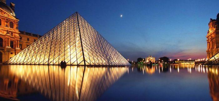 贝聿铭的设计初衷 让光线来作设计