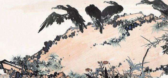 潘天寿诞辰120周年纪念大展开幕
