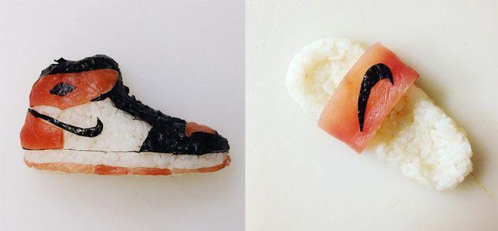 够潮才敢大声!这些寿司潮牌运动鞋你认得多少?