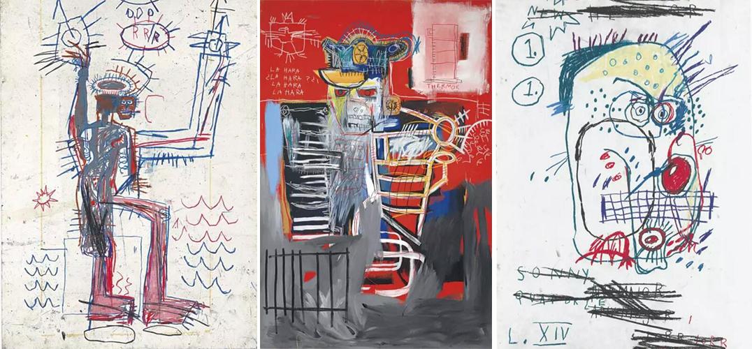 9件巴斯奎特作品将闪耀纽约二十世纪艺术周