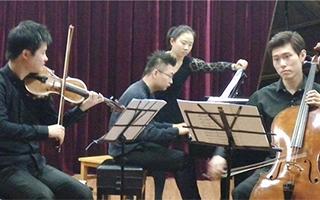 上海音乐学院牵手