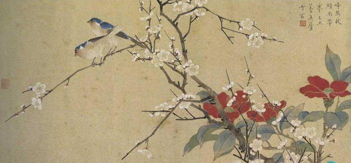 春暖花又开 陈之佛春天题材绘画展