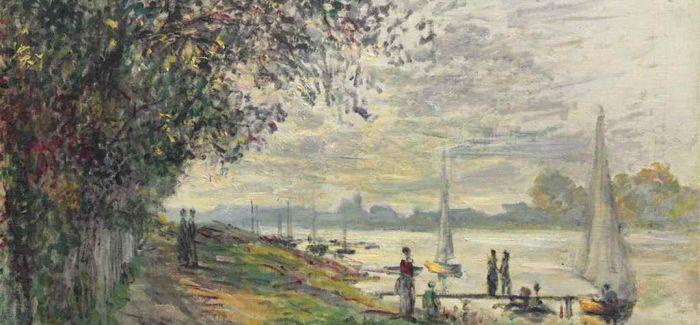 佳士得纽约二十世纪艺术周:莫奈笔下的色彩与风光
