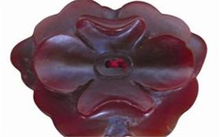 玉器收藏:温婉典雅的明清玉帽花