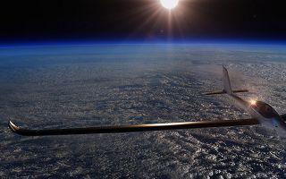 SolarStratos太阳能飞机完成平流层首飞