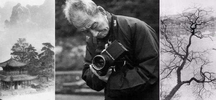 他拍出最美裸照 又花70年把中国拍成山水画