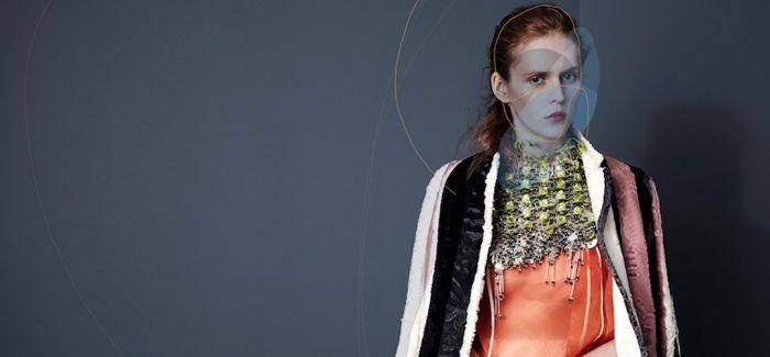 Léa Nielsen:眼花缭乱的时尚拼贴