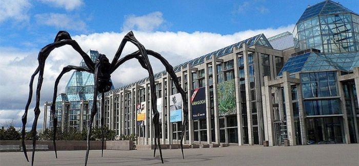 加拿大国家美术馆收到870万美元作品捐赠