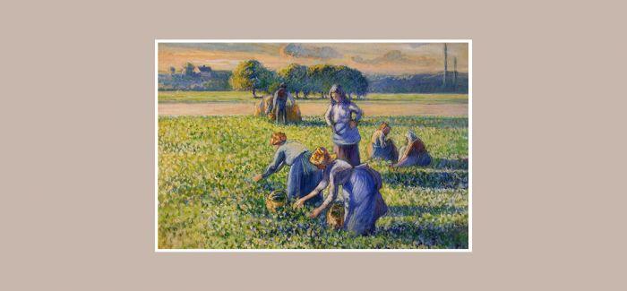 二战时查没的艺术大师毕沙罗杰作上展引发归属争议
