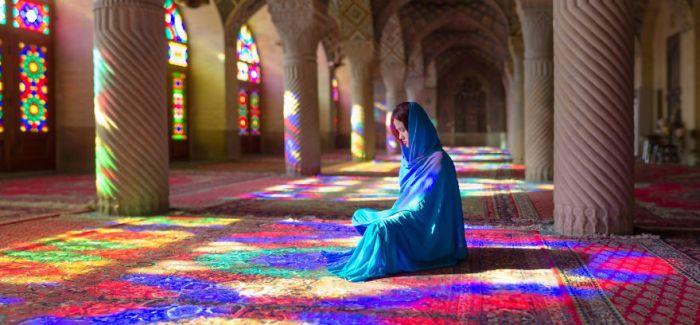 梦幻粉红清真寺