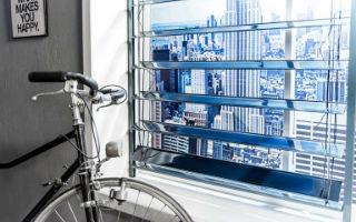 可以太阳能发电的SolarGaps智能百叶窗